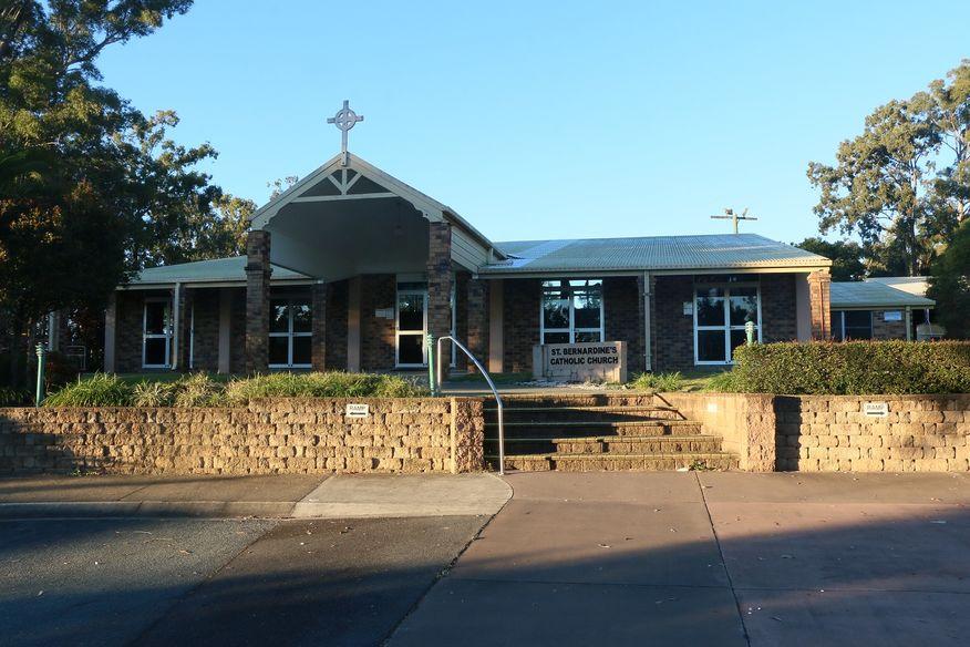 St Bernardine's Catholic Parish